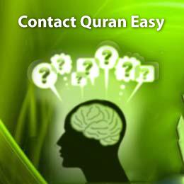 Contact Quran Easy
